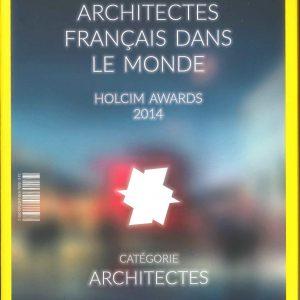 Architecte Francais dans le monde cover page